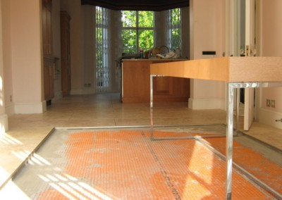 Kensington & Chelsea Property Maintenance flooring